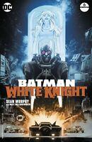 Batman White Knight #6 DC comic 1st Print 2018 unread new NM