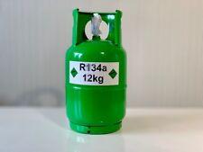 R134A BOMBOLA GAS REFRIGERANTE 12KG NETTO RICARICA CONDIZIONATORI R134 134