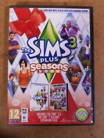 The Sims 3 Plus Seasons Base Game & Expansion Pack Video Game - PC DVD-Rom & MAC