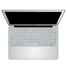D & K Exclusives Keyboard Cover Silicone Rubber Skin for for All MacBook Air ...