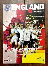ENGLAND v GERMANY 10th November 2017