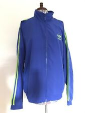 Stylish Vintage Men's Adidas Track Jacket Sports Jacket