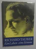 Richard Tauber ~Ein Leben eine Stimme / Biographie /Otto Schneidereit 1974
