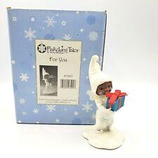 FlakeLing Tales Figurine For You 93005 Thomas Blackshear Box 2001 MODIFIED
