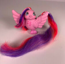 Vintage My Little Pony Fairy Tails bird G1 Tasty Tails 1987