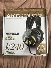 AKG K240 STUDIO Headphones - Black