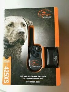 SportDOG SD-425SX Stubborn Dog Remote Training Collar  SD-425XS