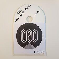 C2C : HAPPY ♦ CD Single Promo ♦