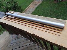 "F.H. Paddock 8'0""-#5-3pc. Fiberglass Fly Rod"