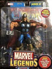 Marvel Legends mighty thor toybiz figure series 3 III