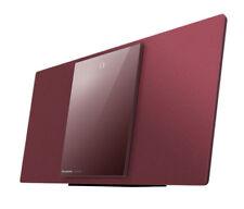 Panasonic SC-HC1020 Micro Hi-Fi System CD Player FM DAB Radio Bluetooth Red