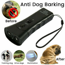 Petgentle Ultrasonic Anti Dog Barking Pet Trainer LED Light Gentle Chaser* Style