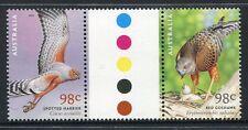 2001 Birds Of Prey (98c) - MUH Gutter Pair