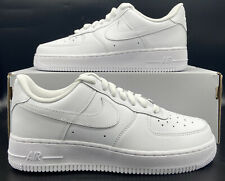 Nike Air Force 1'07 Retro Zapatillas Triple Blanco DD8959-100 para mujer Talla