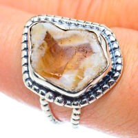 Citrine 925 Sterling Silver Ring Size 8.25 Ana Co Jewelry R55708F