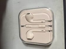 1X NEW HANDS-FREE /EARPHONE SET FOR APPLE IPHONE 3/3G IPHONE 4/4S IPHONE 5/5S