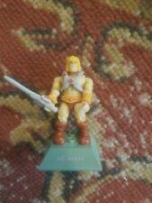 Mega Construx Masters Of The Universe He Man Mini Figure