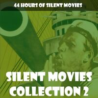 SILENT MOVIE COLLECTION 2 🎬 44 HOURS OF CLASSIC SILENT MOVIES 📽️