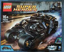 LEGO Batman Tumbler 76023, neu und OVP! Verpackung ohne Schäden!