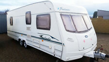 2004 Lunar Freelander, 4 Berth, Fixed Island Bed,