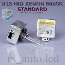 2x D1S Bulbs White Xenon 6000K Low Beam Headlights Vauxhall Insignia 2008-2012