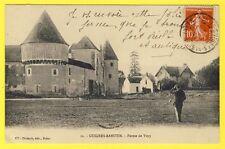 cpa 77 - GUIGNES RABUTIN (Seine et Marne) FERME de VITRY Animé