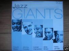 Jazz Giants COUNT BASIE HARRY JAMES DORSEY ARTIE SHAW