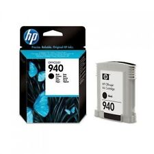 GENUINE HP HEWLETT PACKARD HP 940 BLACK INK CARTRIDGE C4902AE 2018 DATE