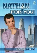 Nathan for You: Seasons One and Two [New DVD] 3 Pack, Widescreen