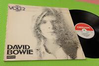 DAVID BOWIE LP THE BEGINNING ORIG GERMANY 1973 NM !!!!!!!!!!!!!!!!!!!!!!!!!!!!!!