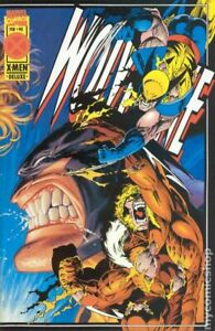Wolverine #90 Deluxe Edition (1995) Marvel Comics Sabretooth
