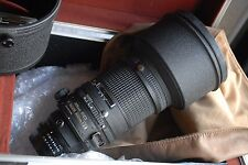 Nikon ED AF NIKKOR 300mm f/2, 8
