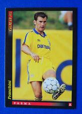 CALCIO CARDS SCORE GOLD 93 - NUOVI ARRIVI - n. 12 - FRANCHINI - PARMA