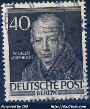 ALLEMAGNE BERLIN N° 86 AVEC OBLITERATION (BL)