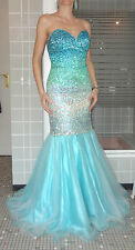 Kleid Verlobungskleid 36 17447 S Ballkleid Jovani Abendkleid Elsa