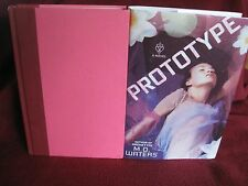 PROTOTYPE ~ M D Waters.  1st Prtg 2014. HbDj Archetype #2 THRILL RIDE   in MELB!