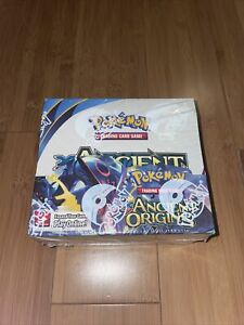 Pokemon XY - Ancient Origins Sealed Booster Box