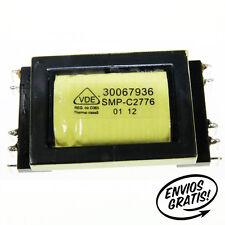 Transformador Alimentador Inverter 30067936 SMP-C2776 VESTEL OKI SHARP