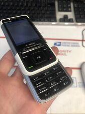 Nokia XpressMusic 5610 White T-Mobile Cellular Phone Nice Basic Slider 2G