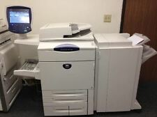 Xerox Docucolor 242 Copier Printer Scanner Network with Booklet stitch finisher