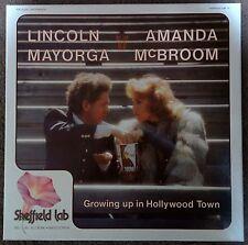 LINCOLN MAYORGA AMANDA McBROOM Sheffield Lab Audiophile LP BOX Orig JAPAN ISSUE