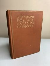 Scott 1939 Standard Postage Stamp Catalogue, United States and Countries A - Z
