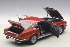 Autoart ASTON MARTIN V8 VANTAGE 1985 SUFFOLK RED in 1/18 Scale New! In Stock!
