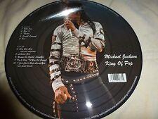 LP. MICHAEL JACKSON.KING OF POP . 79/82.PICTURE . BRAZIL. RARE.