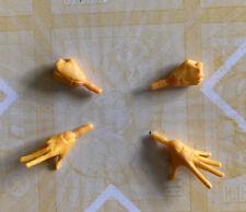 Marvel Legends Yellow Glove Hands - Polaris Phoenix Rogue Dani Kitty X-men