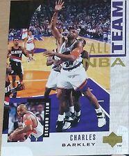 Charles Barkley 1994 Upper Deck All NBA Team Official Basketball card