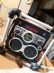 Radio da cantiere/officina con lettore cd/mp3 Soundboxx Bosch