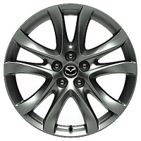Genuine Mazda 6 2017 onward 19 ins Alloy Wheel  9965-20-7590-CN