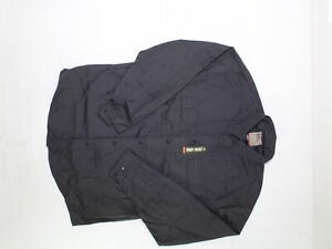 5.11 Tactical Mens Shirt Gray Size Large L Button Front Ripstop Tactile $60- 886