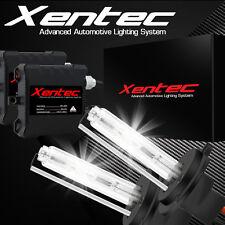 XENTEC AC 35w Xenon HID Kit Slim H11 5000K White Beam HeadLight Conversion Light